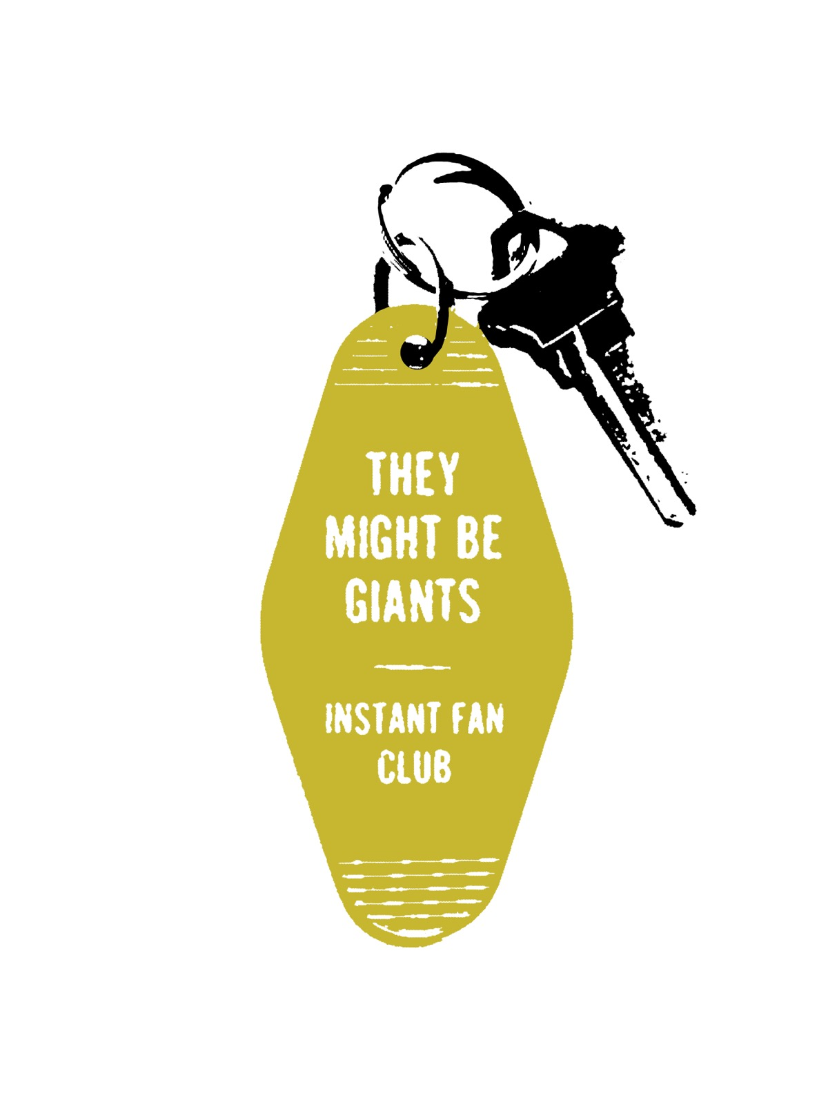 They Might Be Giants Instant Fan Club logo